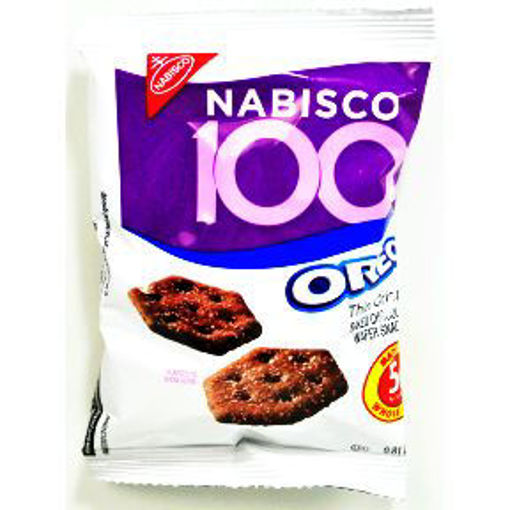 Picture of Nabisco Oreo Thin Crisps 100 Calorie Pack (28 Units)