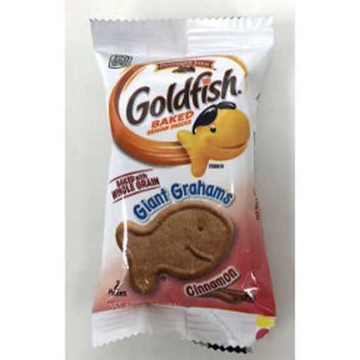 Picture of Pepperidge Farm Goldfish Giant Graham Cinnamon (63 Units)
