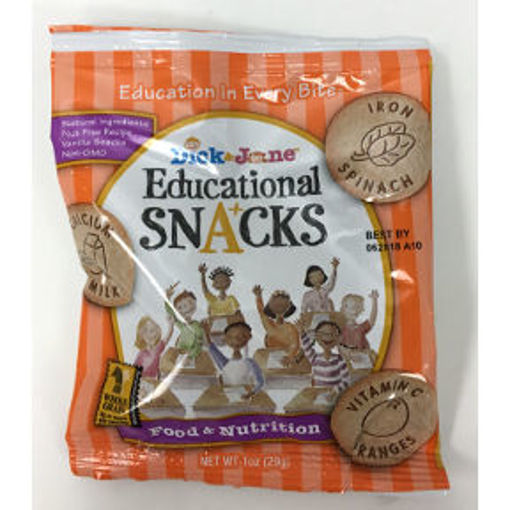 Picture of Dick & Jane Educational Snacks  Food & Nutrition (51 Units)