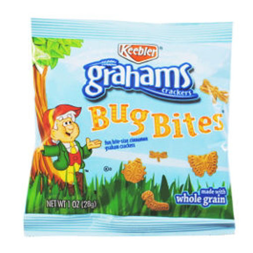 Picture of Keebler Bug Bites Cinnamon Graham (45 Units)