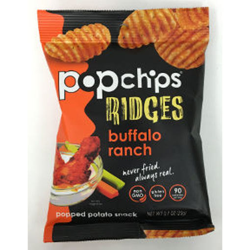 Picture of Popchips Buffalo Ranch Ridges (23 Units)