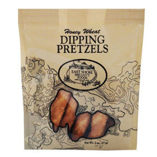 Picture of East Shore Honey Wheat Dipping Pretzels (12 Units)