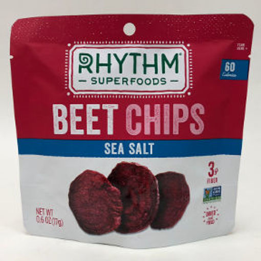 Picture of Rhythm Superfoods Beet Chips - Sea Salt (10 Units)