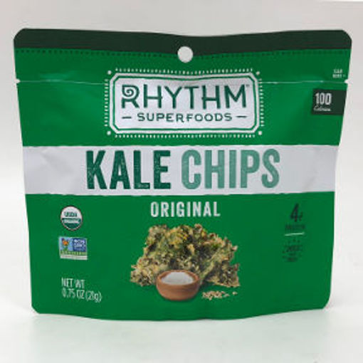 Picture of Rhythm Superfoods Kale Chips - Original (10 Units)
