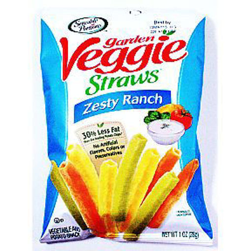 Picture of Sensible Portions Garden Veggie Straws - Zesty Ranch (25 Units)