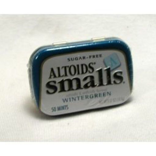 Picture of Altoids Wintergreen Sugar-free Smalls (15 Units)