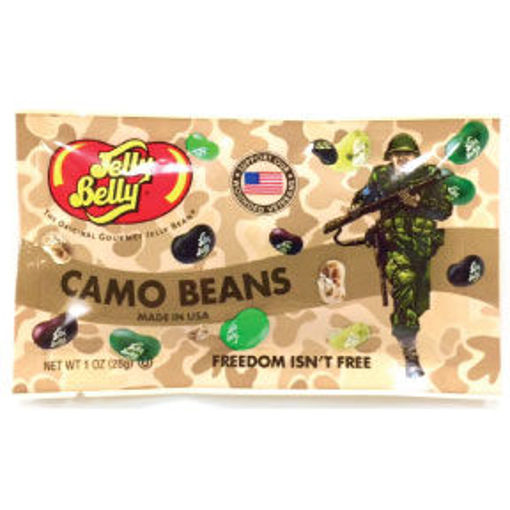 Picture of Jelly Belly Camo Jelly Beans (23 Units)