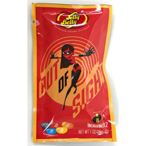 Picture of Jelly Belly Incredibles 2 Jelly Beans 1 oz. bag (23 Units)