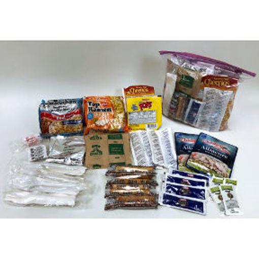 Picture of Military Mini-Meal Care Package (1 Units)