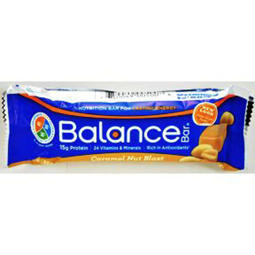 Picture of Balance Bar Caramel Nut Blast (15 Units)