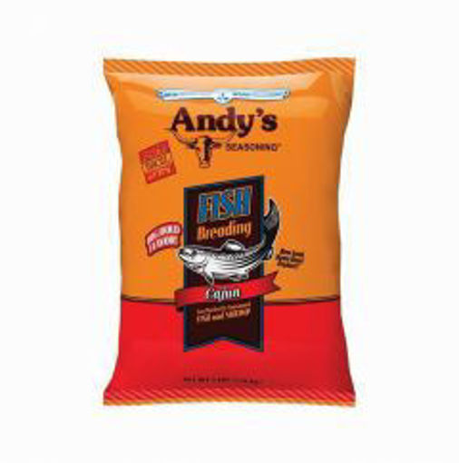 Picture of Andys - Cajun Fish Breading - 5 lbs 6/case