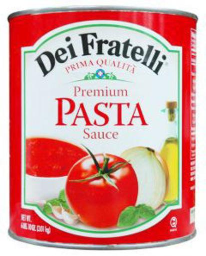 Picture of Dei Fratelli- Premium Pasta Sauce - #10 cans 6/case