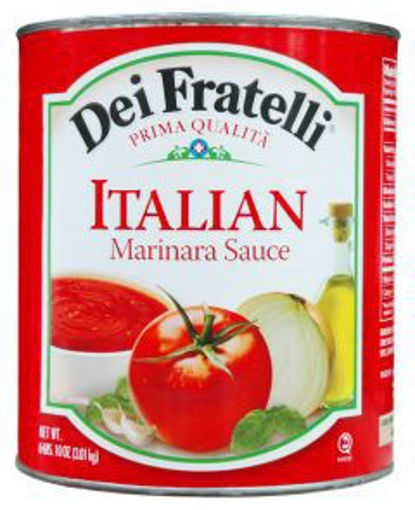 Picture of Dei Fratelli - Marinara Sauce - #10 cans 6/case