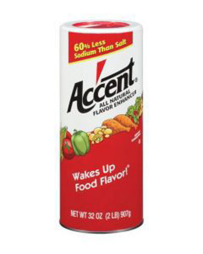 Picture of Accent Flavor Enhancer - 2 lbs 6/case