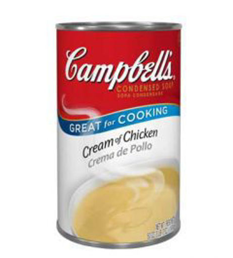 Picture of Campbells - Cream of Chicken Soup - 50 oz 12/case