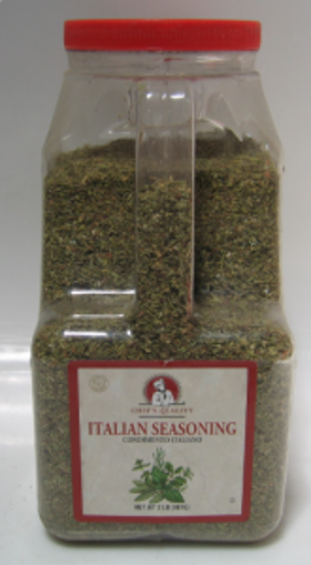 Picture of Chefs Quality - Italian Seasoning - 2 lbs, 4/case