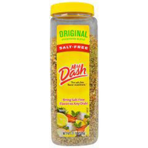 Picture of Mrs. Dash - Original Seasoning Blend, Salt-Free, No MSG - 21 oz, 3/case