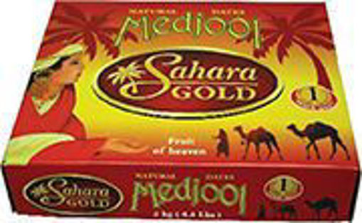 Picture of Golden Foods - Extra Large Medjool Dates - 2 lbs, 16/case