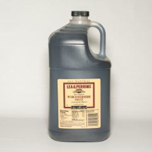Picture of Lea & Perrinss - Worcestershire Sauce - 1 gallon, 3/case