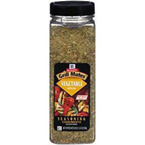 Picture of McCormick - Vegetable Seasoning - 20 oz 6/case