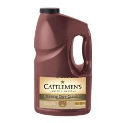 Picture of Cattlemans BBQ - Kansas City Classic Sauce - 1 gallon, 4/case.