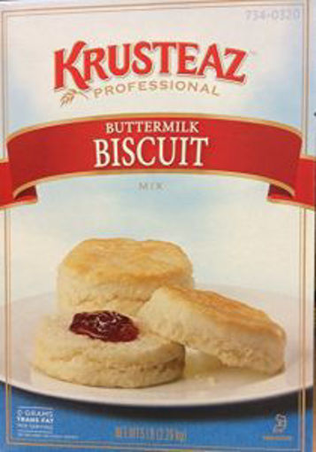 Picture of Krusteaz - Buttermilk Biscuit Mix - 5 lbs, 6/case