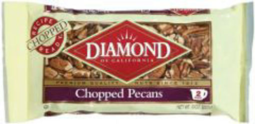 Picture of Diamond Medium Pecan Pieces - 2 lbs, 3/case
