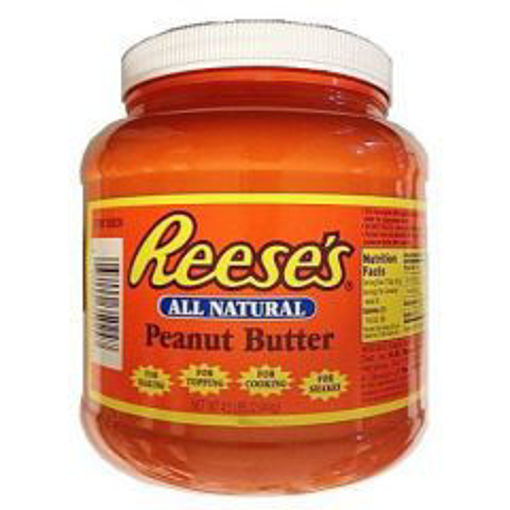 Picture of Reeses - Pourable Peanut Butter Topping - 4.5 lbs, 6/case