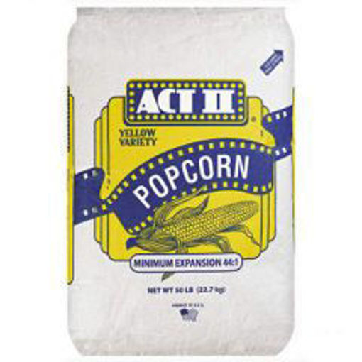 Picture of Act II - Popcorn Kernels - 50 lbs