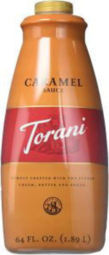 Picture of Torani - Caramel Sauce - 4/64 oz