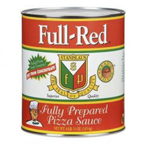 Picture of Full Red - Prepared Pizza Sauce - #10 can, 6/case