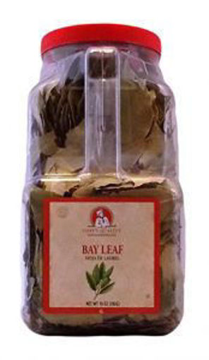 Picture of Chefs Quality - Whole Bay Leaves - 10 oz Jar, 4/case