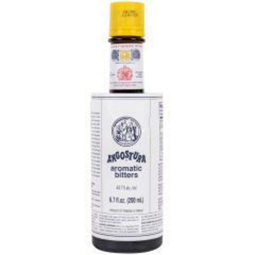 Picture of Angostura Bitters - 6.8 oz bottle, 12/case