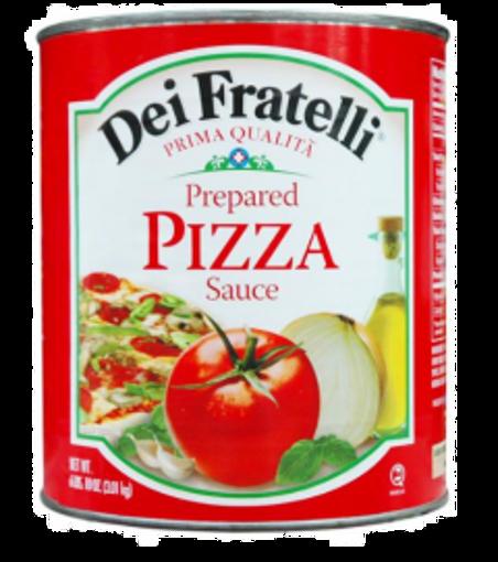 Picture of Dei Fratelli - Prepared Pizza Sauce - #10 can, 6/case