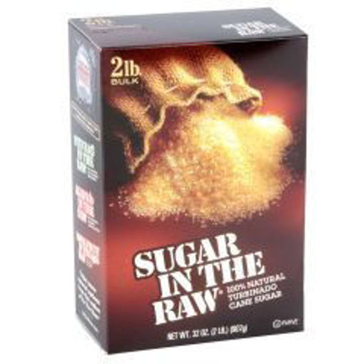 Picture of Cumberland - Sugar in the Raw - 2 lbs, 12/case