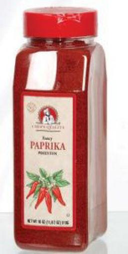 Picture of Chefs Quality - Fancy Paprika - 18 oz Jar, 12/case