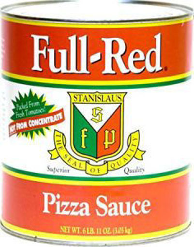 Picture of Full Red - Pizza Sauce - #10 can, 6/case