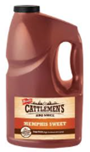 Picture of Cattlemens - Memphis Sweet Barbeque Sauce - 1 Gallon, 4/case