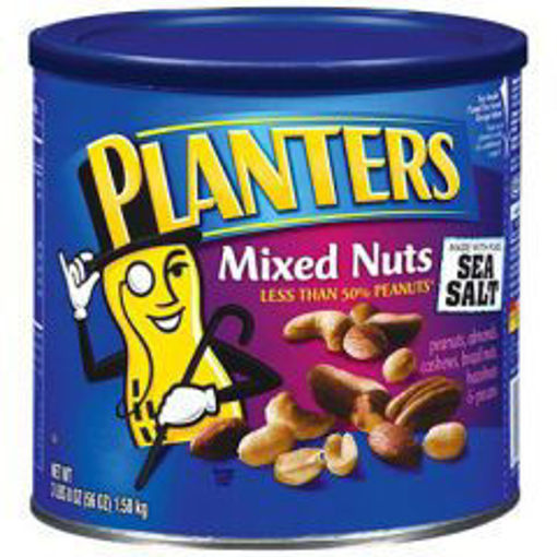 Picture of Planters - Mixed Nuts - 56 oz, 6/case