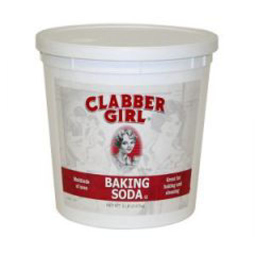 Picture of Clabber Girl - Baking Soda - 5 lbs, 6/case