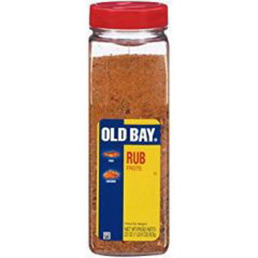 Picture of Old Bay Rub - 22 oz, 6/case