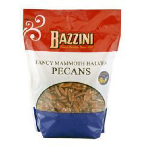 Picture of Bazzini- Mammouth Pecan Halves - 3.5 lb Bag, 6/case