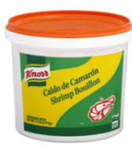 Picture of Knorr - Caldo De Camaron - 4.4 lbs, 4/case
