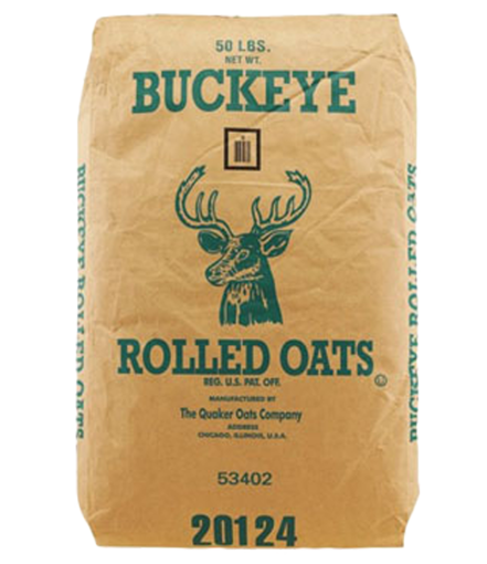 Picture of Buckeye - Old Fashioned Oats - 50 lb bag