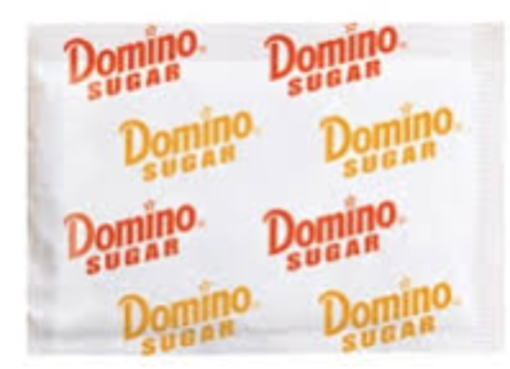 Picture of Domino Sugar Orange Packets - 2000 ct