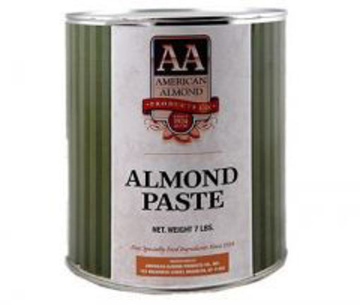Picture of American Almond - Almond Paste - #10 can