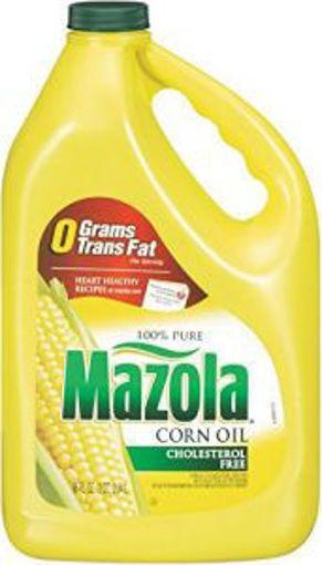 Picture of Mazola - Corn Oil - 96 oz jug, 6/case