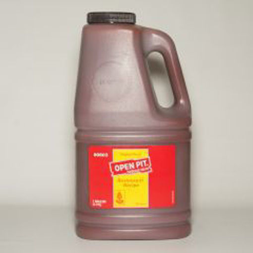 Picture of Open Pit - BBQ Sauce - 1 gallon, 4/case