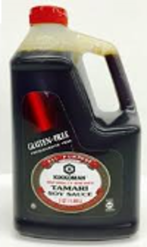 Picture of Kikkoman - Tamari Soy Sauce - 64 oz, 6/case