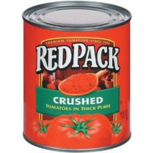 Picture of RedPack - Crushed Tomatoes - #10, 6/case
